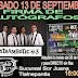 Firma de Autógrafos de los estrambóticos en Perros Y Burros Tlenepantla Sábado 13 de Septiembre 2014
