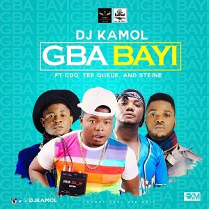 Download Gba Bayi By Dj kamol Ft CDQ, Steine & Tee Queue