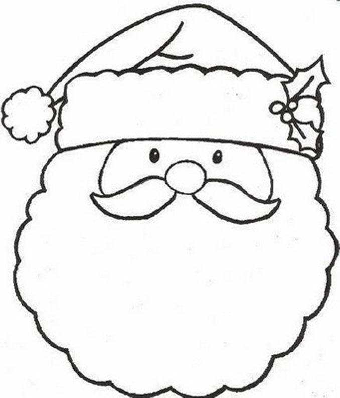 La magia de vivir dibujos de navidad para colorear - Dibujos de navidad faciles ...