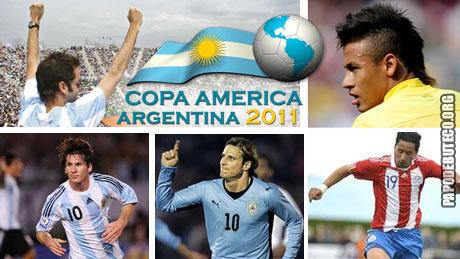 Especial Copa América 2011 na Argentina