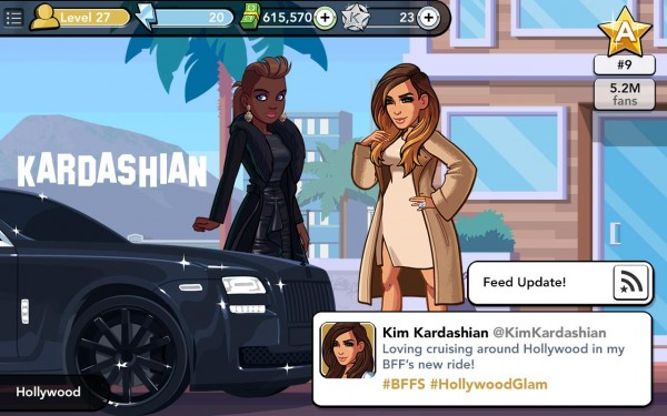 New Download KIM KARDASHIAN: HOLLYWOOD Apk v4.5.0 (Unlimited Money)