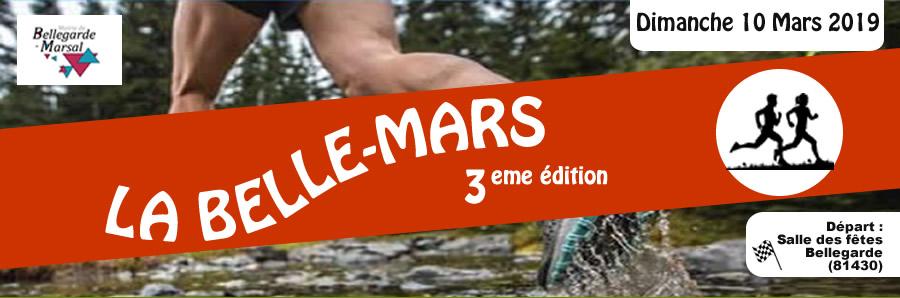 LA BELLE-MARS, le trail de Bellegarde-Marsal
