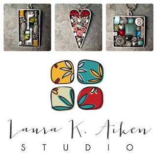 Laura K Aiken Logo