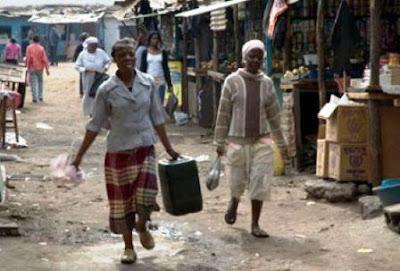 Termiskin 7 Dunia: Negara Mozambik