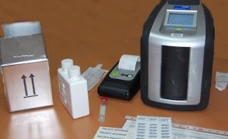 Detección de drogas tóxicas