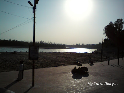 Triveni Ghat in Rishikesh
