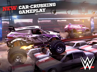 MMX Racing Featuring WWE 1.13.8655 Mod Apk (Free Shoping)