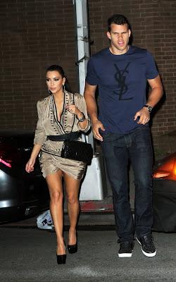 Kardashian & Kris Humphries'