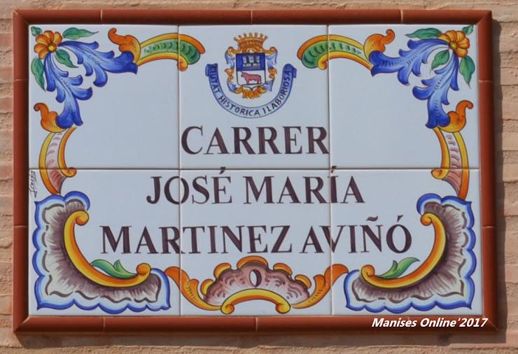 REP 08 CARRER DE JOSÉ MARÍA MARTÍNEZ AVIÑÓ