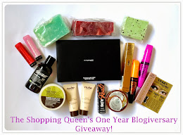 Shopping Queen Giveaway!