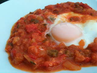 Cocina con Aníbal Pisto de verduras con huevo cuajado