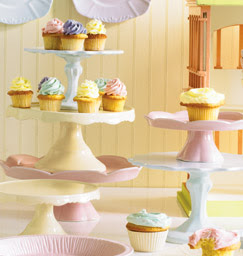 Cupcake Cake Stands Galore