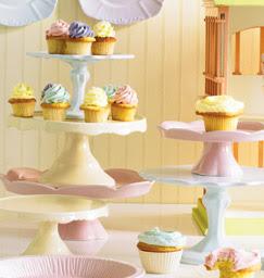 Cupcake Cake Stands Galore