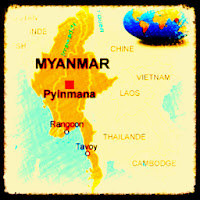 Itineraire Birmanie