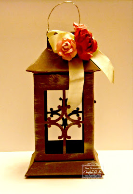 Creations by AR Enchanted Lantern Template
