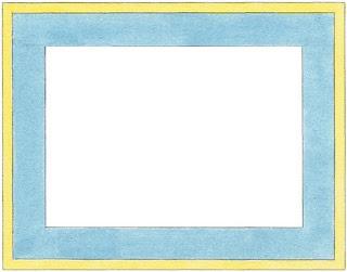 Marcos para fotos infantiles para imprimir