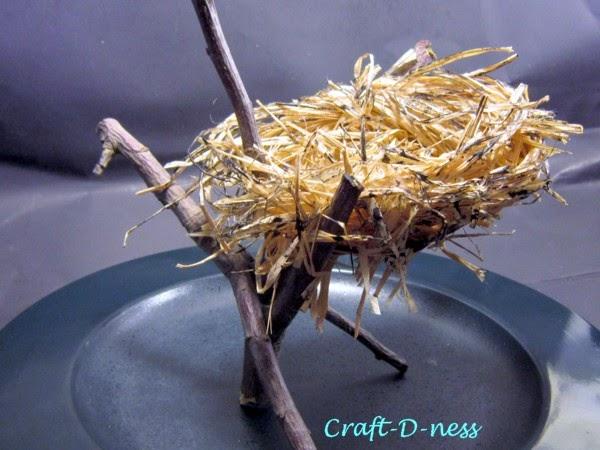 Raffia Nest