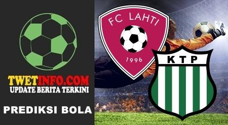 Prediksi Lahti vs KTP, Finland 10-09-2015