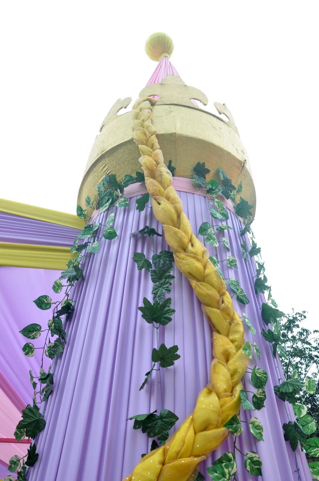 Decoracion De Rapunzel Para Fiestas Infantiles ~ Acuarela Fiesta Rapunzel de Enredados (Festa Rapunzel de Enrolados)