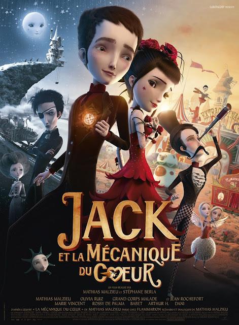 {Film} Jack et la mécanique du coeur