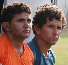 Lindonjonson Silva Rocha e José Rodrigues Moreira.