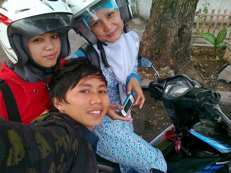 Hanny, Umi & Narto