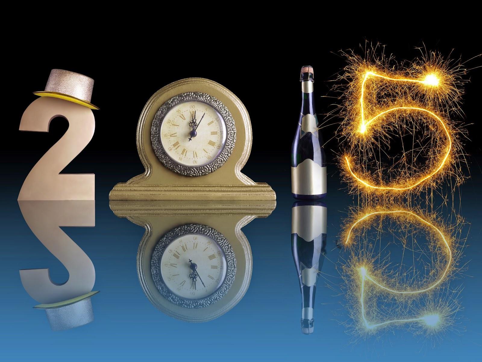 Feliz Año 2015, parte 1