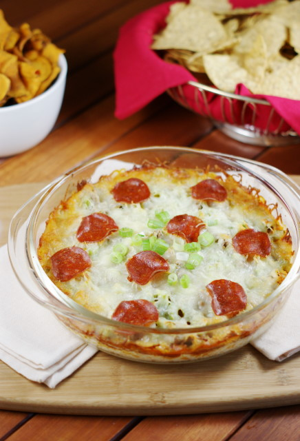 The Works Pizza Dip