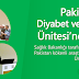 Pakistan'dan Diyabet ve Podoloji Ünitesi'ne Ziyaret
