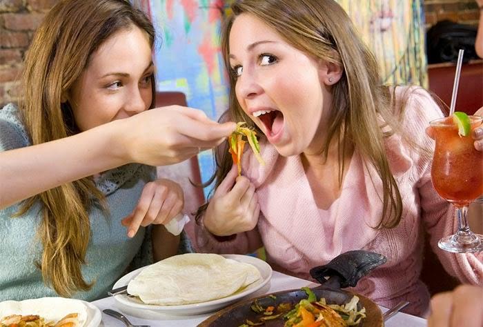 تقليل الاكل خارج البيت احد الطرق لتخسيس وانقاص الوزن