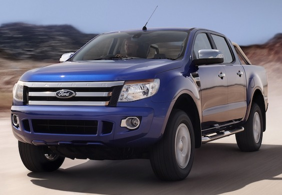2011 FORD RANGER PICKUP