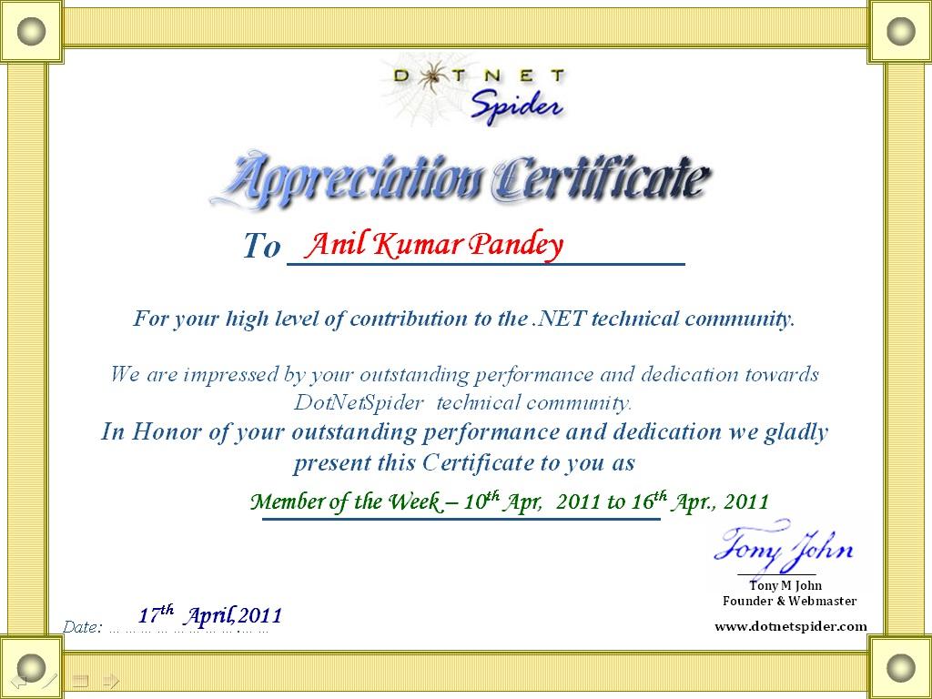 Net Helper Member of the Year in DNS