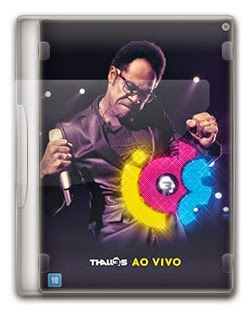 Thalles Roberto – Ide Ao Vivo   DVDRip AVI + RMVB