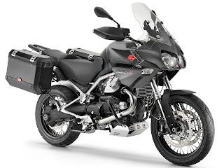 2013 Moto Guzzi Stelvio 1200 NTX motorcycle photos 6
