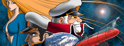 Space Battleship YAMATO Anime Remake
