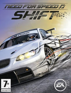 Need for speed shift car list
