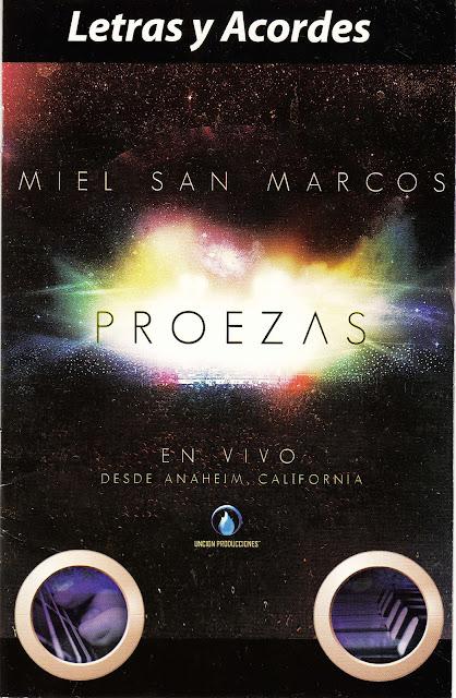 Miel+San+Marcos Proezas Cancionero  Descargar Gratis MIEL SAN MARCOS   PROEZAS   CANCIONERO (2012)