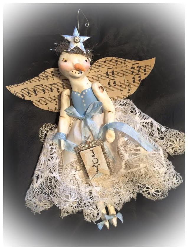 Colleen Moody Ornament
