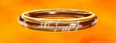 Couverture facebook seigneur des anneaux