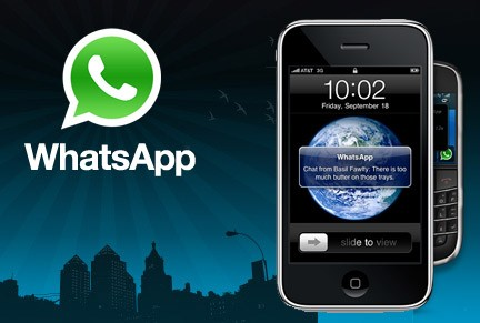 Cara Download dan Install WhatsApp Messanger