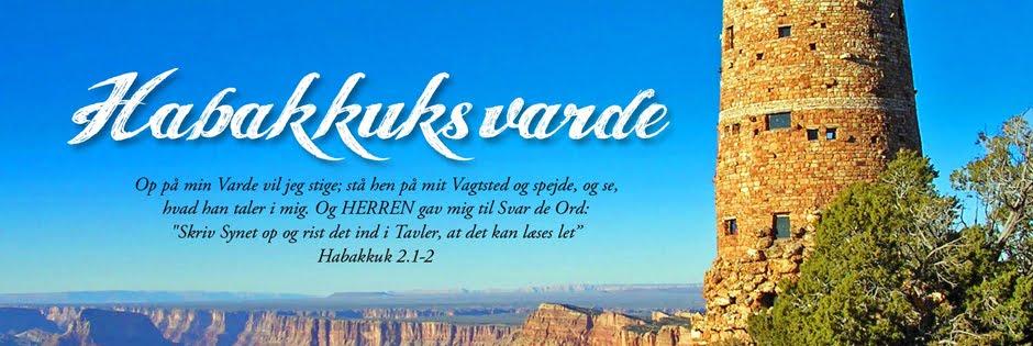 Habakkuks Varde