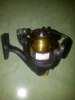 Gambar Fishing Fishing Reel / Kerekan Pancing Evalution SY 200 D Black Gold | Toko Pancing Tanjung Juwiring Klaten (timur Delanggu) | Toko Pancing dan Grosir STella