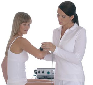 ultrasonoterapia