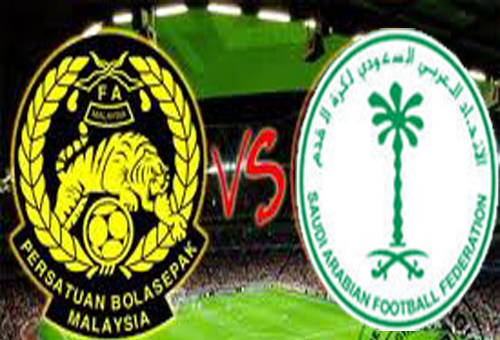 Malaysia vs Arab Saudi 17 Mac 2013 - INTERNATIONAL FRIENDLY