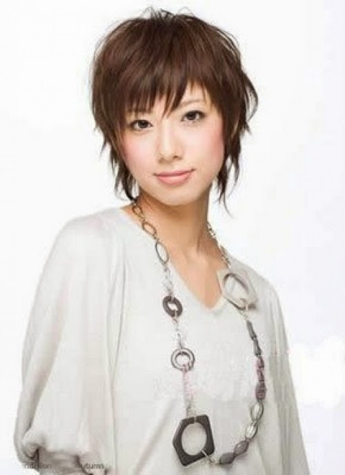 Japanese Hairstyles Short Hair
