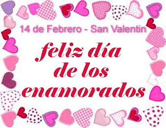 DIA DE LOS ENAMORADOS