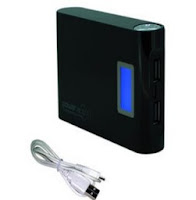 Buy Power Ace Power Bank 10400 mAh (Black) at Rs 450:buytoearn