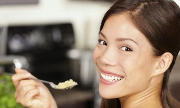 quinoa ajuda a perder peso