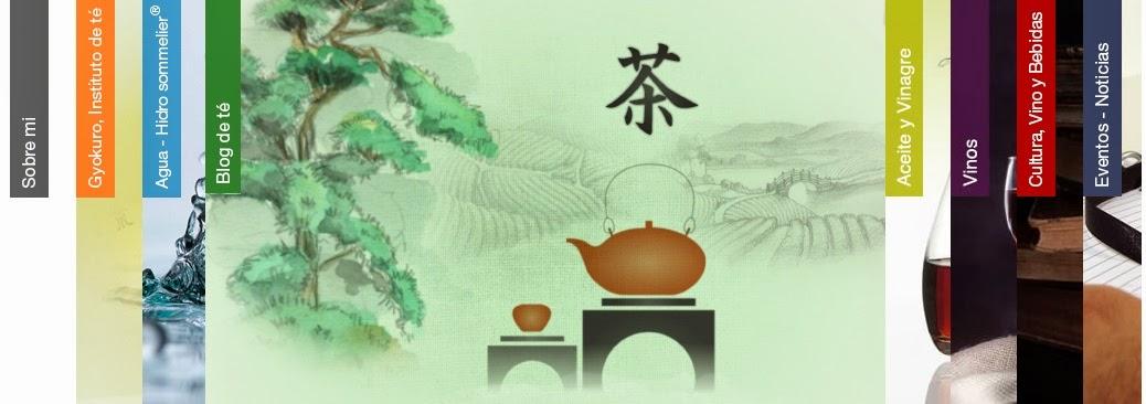 Té / Tea Blog