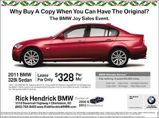 Hendrick BMW Service